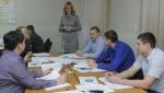 За «парты» сели 16 сотрудников Электрохимического завода