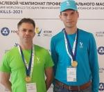 Ведущий инженер по КИПиА Глеб Жабко (эксперт) и инженер по КИПиА Владимир Рудкевич